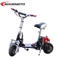 Cheap Price 2 Wheel 38cc Diesel Motor Scooter For Sale