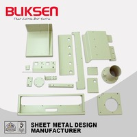 Sheet metal parts for manufacturing automation equipments