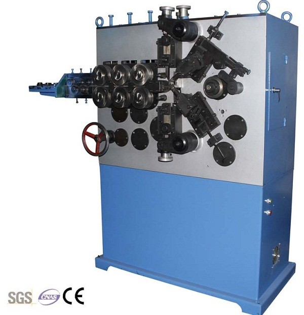 Mechanical Spring Coiling used steel making machine