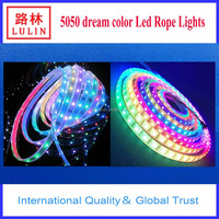 Full color flexible SMD 5050 3528 module RGB led strip with CE&RoHs approval in low cost