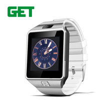 2018 Smartwatch DZ09 QT08 Manual V9 With Camera Pedometer