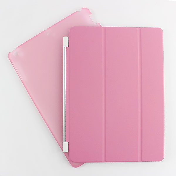 High Quality Flip Cover For iPad 2 3 4, For iPad 2 3 4 Case