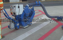 floor shot blasting machines from china supplier/ship deck rust blast cleaner