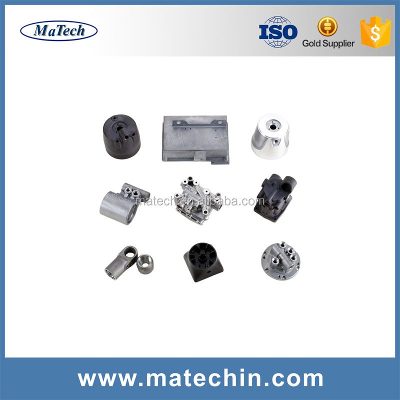 Good Quality Precision Aluminum Die Casting Compressor Part