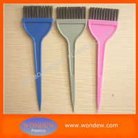 Hair dying comb/hair dye brush/hair tint comb