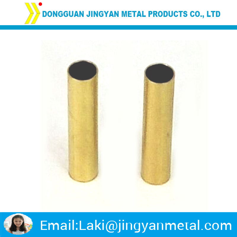 thin wall brass tubing made in china