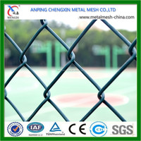 Wholesale Good Quality Chain Link Fence Covering (ISO9001;Manufacture )