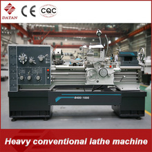 [ DATAN ] Customized Solutions conventional lathe machine