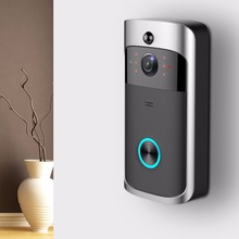 Built-in Battery Long Time Working IP Wireless Smart Video Wifi Doorbell Camera for Apartments