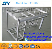 OEM Custom aluminum tube bending fabrication for baby stroller or pram metal frame precise metal work factory