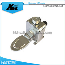 New thermostatic foot control automatic water mixing valve