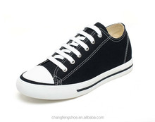 Simple white canvas shoes wholesale