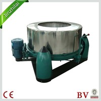 Hot sale Industrial hydro extractor centrifugal spin dryer/hydroextractor machine