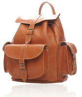Leather Rucksack Explorer
