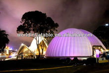 hot sales inflatable bubble tent inflatable dome tent inflatable lawn tent
