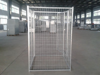 China manufacture HDG dog cages