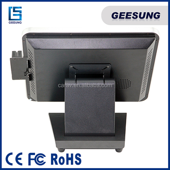2017 high quality Metal stand for all in one pos