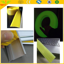 high visibility safety luminous non-slip strips / luminescent stair anti-slip band for stairway profiles