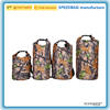 Camouflage waterproof outdoor travel mountaineering bags waterproof barrel backpack