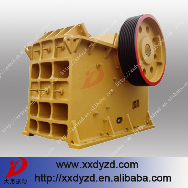 China high performance widely used mobile crusher