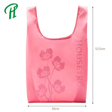 Fashional Promotional Gift Bag for Advertising Event, Recycle Durable Folding Shopping Bag