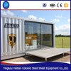 Modern container coffee bar 20ft container shop booth food Kiosk cheap simple container design