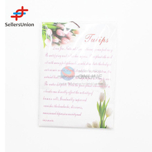 2017 No.1 Yiwu agent hot sale commission sourcing agent Tulip sachet scent sachet fragrant aroma vermiculite sachet