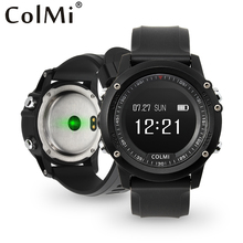 Colmi Heart Rate Waterproof Ip68 5Atm Fitness Bracelet Watch Band Pulse Smartband In Pedometers Other Mobile Phone Accessories