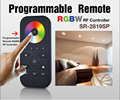 New design RF wireless programmable RGBW controller led