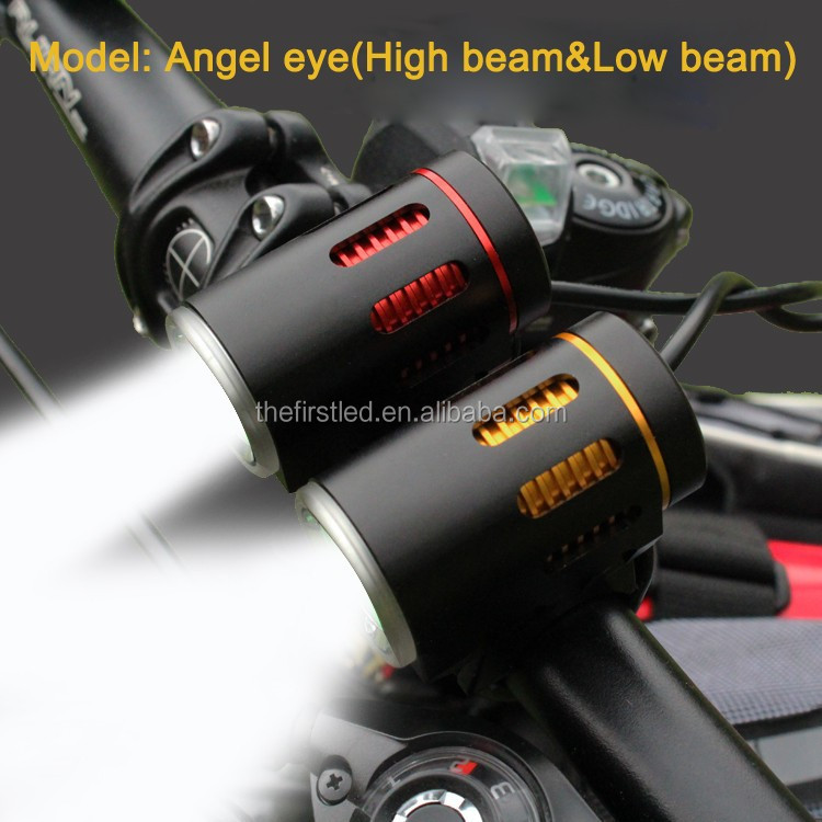 JEXREE CREE T6 Hign Beam& Low Beam <strong>Led</strong> Bike <strong>light</strong>