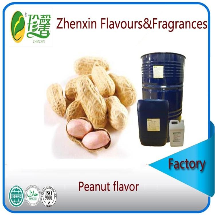 liquid and pure food grade peanut flavour and fragrance, artificial peanut essence flavor