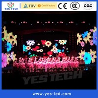 p6 indoor led screen china hd led display concert rental led equipment