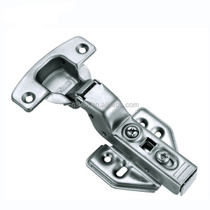 funiture clip on hydraulic hinge cabinet concealed soft close 3D hinges with three dimensional adjust plate