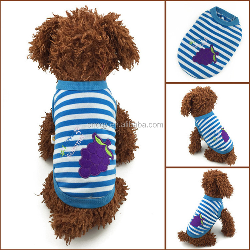Clothes Dog, Factory OEM/ODM New Design Fashion Pet Products Dog Clothes, Hoodies Clothing Wholesale T Shirts Cheap Dog Clothes