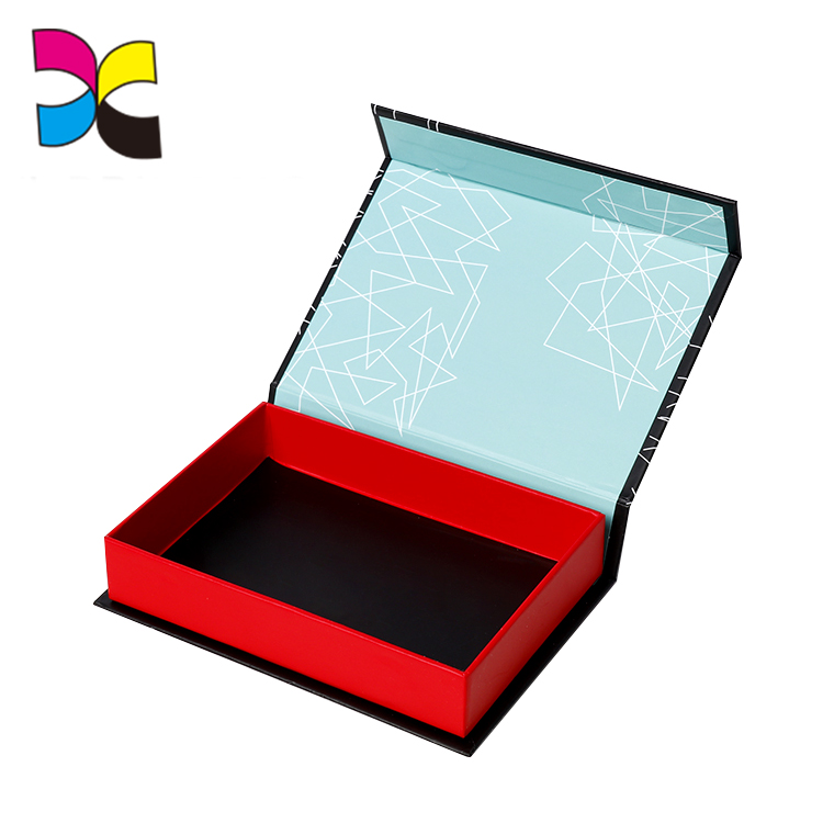 High quality moderate price magnetic closure watch gift box personalize wholesale