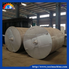 fully Waste oil recycling filter system series for tire pyrolysis