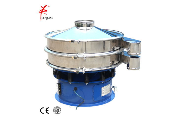 High accuracy slurry stainless vibrating sifter machine