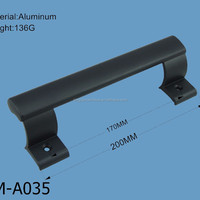 European Lock Iron Shutter Hardware Window