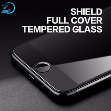 Fast Delivery Shield Full Cover For Iphone 7 7S Cell Phone Screen Protector Film