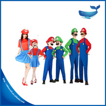 Cosplay Anime Costumes Adult Children's Muscular Suit-child Clothing Cape Wholesale
