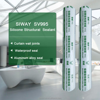 neutral cure weatherproof silicone structural sealant for concrete joints