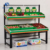 1200*750*1250MM or custom Metallic and cold-rolled steel Supermarket fruit vegetable display rack