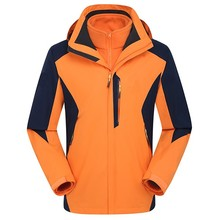 Outdoor <strong>apparel</strong> <strong>mens</strong> 3 in 1 windbreaker battery heated varsity jackets