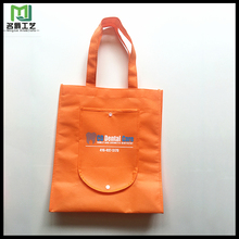 Eco 70/80/90/100gsm tote foldable non woven bags