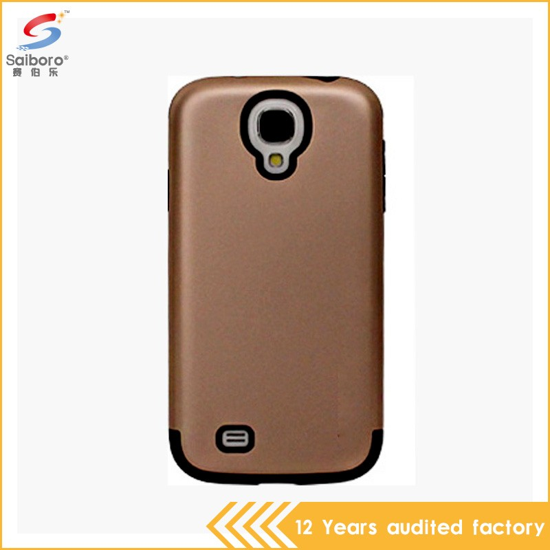 Fashion style low moq super luxury for samsung galaxy 4 s cases