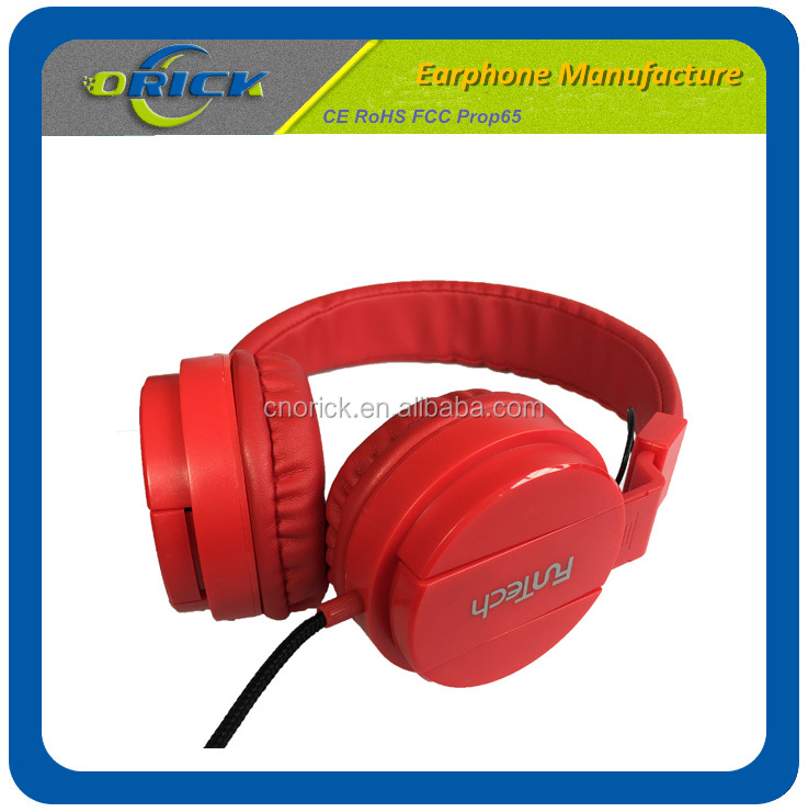 headphones with powerful function for high end market free samples