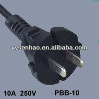 chinese power cable/ccc extension cord