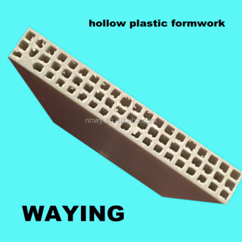 PP hollow board