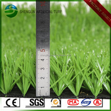 Fifa quality artificial turf synthetic grass with rubber granules/football artificial grass