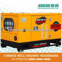 15 KVA Soundproof 400v Diesel Generator 1500RPM